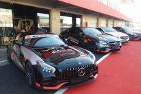 A Mercedes-Benz ensina os apressados a chegar ao trabalho