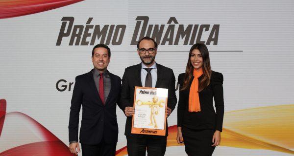 PSA Portugal venceu Prémio Dinâmica 2018