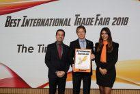 The Tire Cologne vence prémio de melhor Salão Internacional