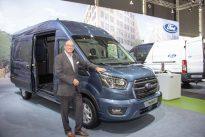 Novo Ford Transit – uma porta aberta de soluções