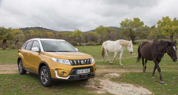 Novo Suzuki Vitara – liberdade com qualidade, dinâmica e preço