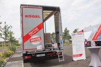 Kögel – produção em escala adaptada a cada cliente