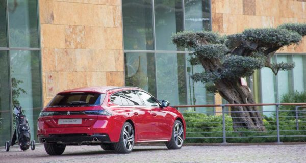 Novo Peugeot 508 SW – desafiar a lógica alemã