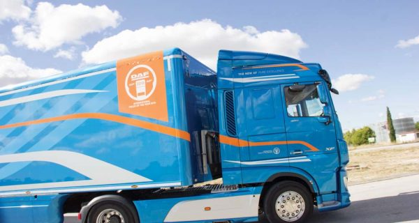 DAF Trucks em expansão ibérica conquista prémio em Portugal