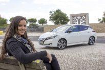 Novo Nissan LEAF – Líder nos Elétricos e Ativo nas Frotas