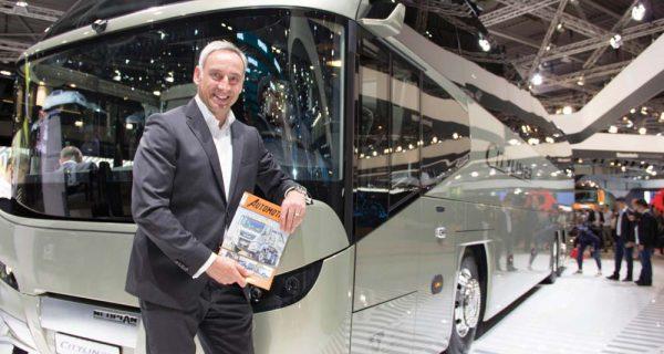 MAN e Neoplan – autocarros mais eficientes, seguros e adaptados