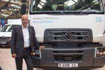 """Renault Trucks – """"O futuro está na partilha de investimentos"""""""