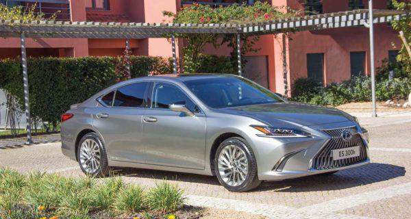 Novo Lexus ES – um paradigma