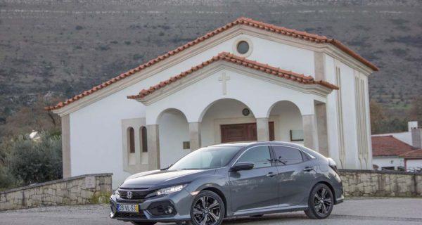 Honda Civic – ultrapassar barreiras e avançar no tempo
