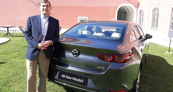 Novo Mazda 3 – testar para valorizar