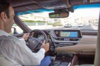 Lexus ES300h – um cruzeiro de luxo pelas estradas