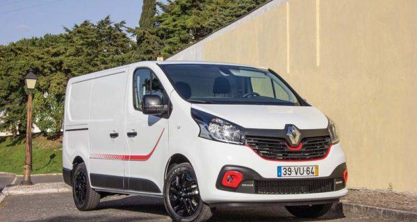 Renault Trafic – série especial e PRO+