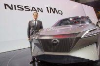 Nissan – motivada e positiva
