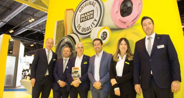 MANN+HUMMEL expande gama e marcas