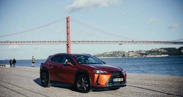 Lexus UX – a riqueza dos momentos