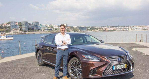 Lexus LS 500h – uma criação de luxo e beleza