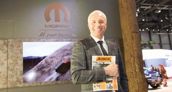 MOPAR apresenta nova marca e vendas online