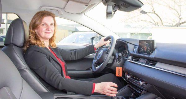 Mazda 6 – critérios europeus em construção japonesa