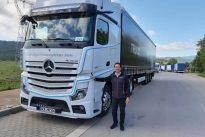 Novo Mercedes Benz Actros – mais tecnologia e maior humanização