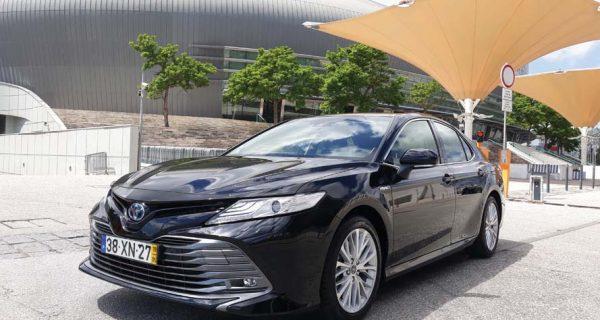 Toyota Camry – subir o patamar nos híbridos