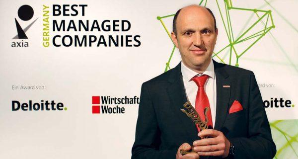 Kögel premiada pela gestão empresarial