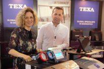 Intermaco com equipamentos Texa