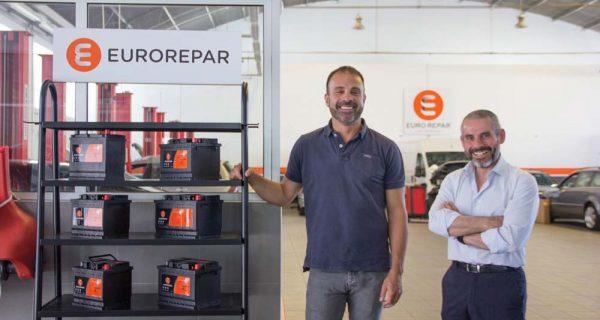Eurorepar – novos aderentes são reflexo do sucesso