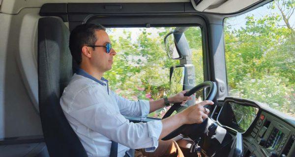 Scania – motor de 7 litros é novidade na gama