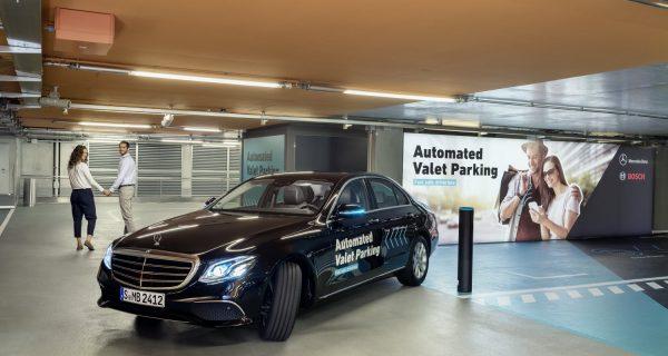 Bosch na vanguarda da mobilidade em Frankfurt