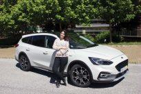 Ford Focus SW – utilização para além do essencial