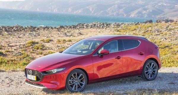 Cores do Atlântico – Mazda3 Hatchback