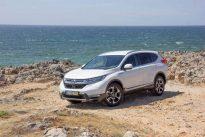 Ensaio: Honda CR-V