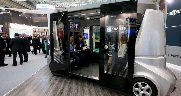 BusWorld – seminário sobre autocarros autónomos
