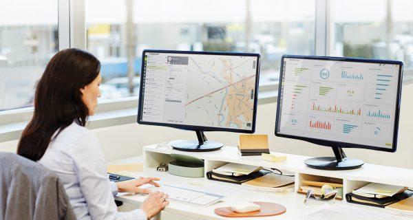 Bridgestone e 'Webfleet Solutions' para frotas