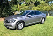Novo Volkswagen Passat – Reforço a meio da época