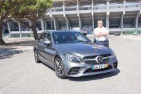 Mercedes C220 Station – fiel ao estilo e aos valores da marca