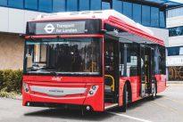 BusWorld – CaetanoBus eletrifica frota