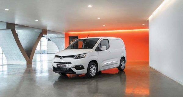Toyota Profissional – nova marca para os furgões