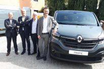 Renault com veículos comerciais ainda mais eficientes