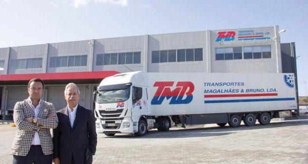 Transportes TMB – pai, filho e espírito de equipa