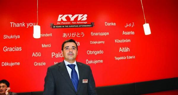 KAYABA celebra 25 anos na Europa