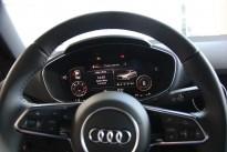 Audi TT projetado na Bosch Braga