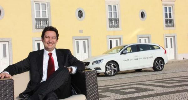 Volvo V60 plug-in Hybrid – um investimento seguro