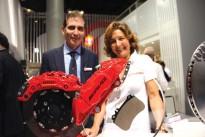 Brembo ganha prémio inovação na Motortec
