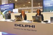 Delphi para travões e embraiagens