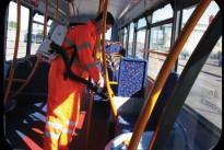 Controlo de transmissão nos Autocarros