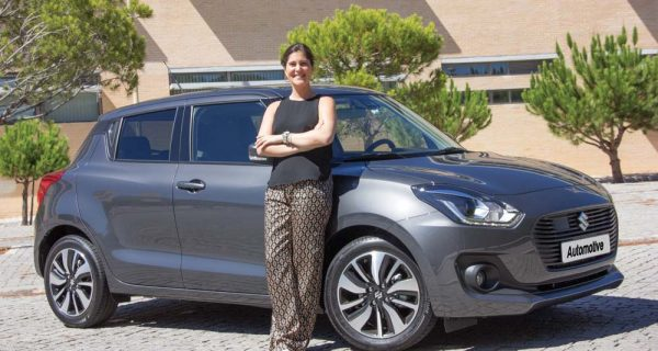 Suzuki Swift – tecnologia ao serviço da mobilidade urbana