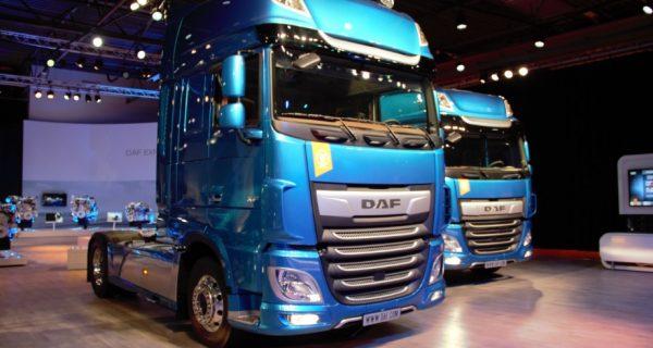DAF mostrará gama premiada no IAA Hannover