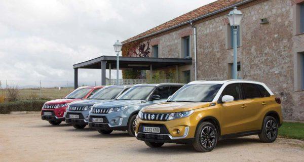 Suzuki é uma das marcas que mais cresce em Portugal