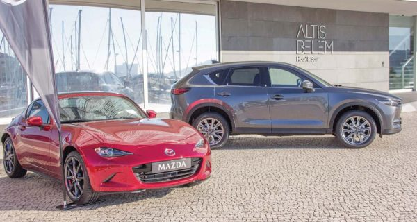 Mazda – iniciar o ano em grande